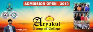 Aryakul Group of college